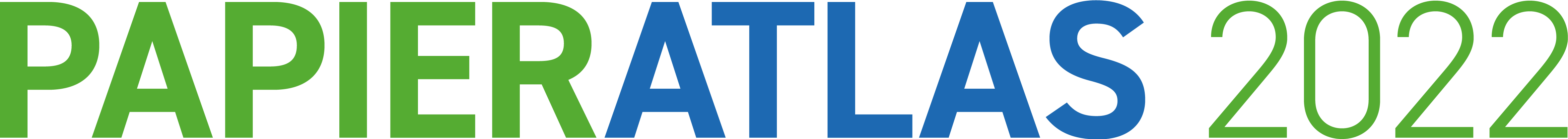 Logo Papieratlas