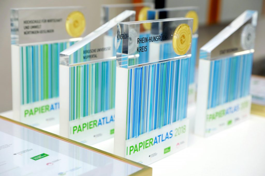 Papieratlas-Awards 2018, Foto: Foto Kirsch